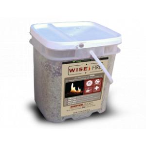 4 Gallon Bucket of WiseFire Fire Starter