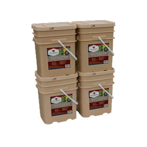 480 Serv. Freeze Dried Vegetable & Sauces