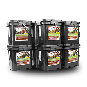 600 Serving Gourmet Freeze Dried Meat