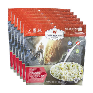 Pasta Alfredo with Chicken (Case of 6 Pouches)