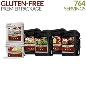 Gluten-free Premier Savings Package - 1 Month Supply