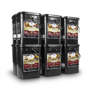 1440 Servings of Emergency Food Storage