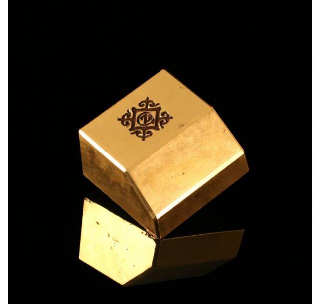 Large Z Gold